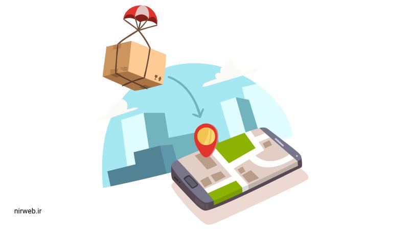 ارسال رایگان در ایجاد فروشگاه آنلاین