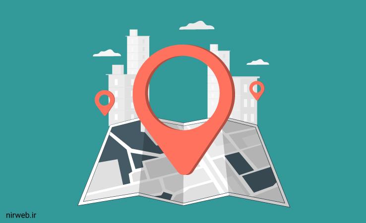 افزودن نقشه گوگل در وردپرس